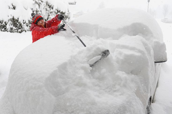 Let it Snow - The Big Picture - Boston.com