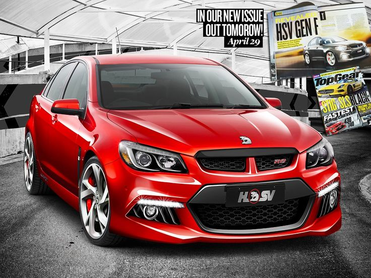 THE FASTEST AUSTRALIAN CAR EVER! We can confirm the new VF HSV GTS will have an insane 430kW and 740Nm, making it the quickest car ever built in Australia. Yes, quicker than the FPV GT R-Spec.