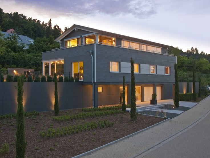 Barrierefrei Wohnen   22 Schicke Ideen Von Bau Fritz Für Ein Barrierfreies  Haus | Fertighaus