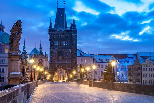 #prague #travel #vacation #czechrepublic #charlesbridge