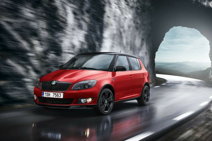 Skoda to Preview All-New Fabia at #Geneva Motor Show 2014 > @Carscoop > #SIAG >