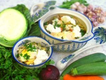 Maltese widow's soup