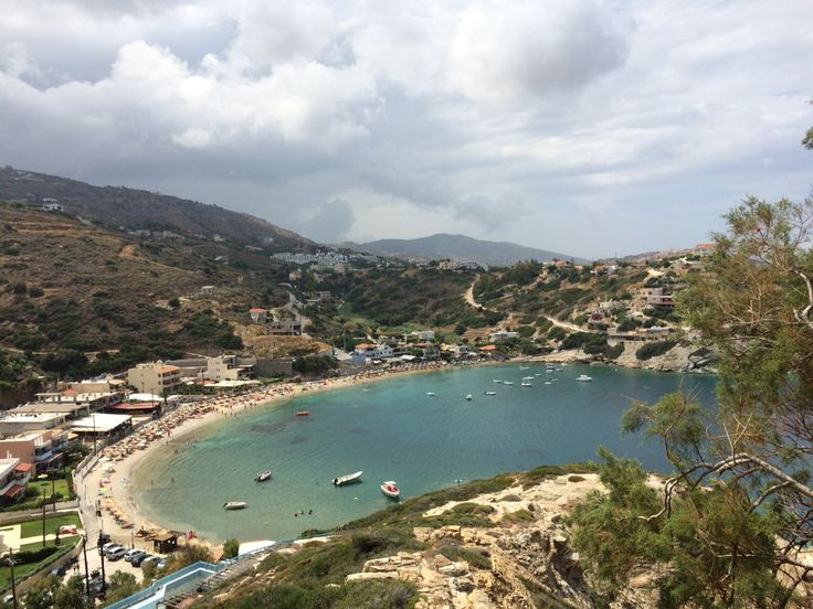 Lygaria beach, Northern Crete