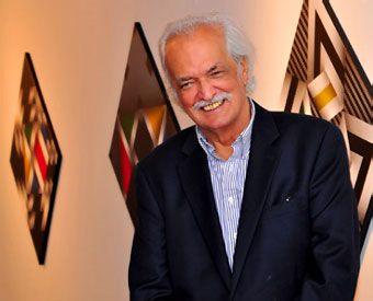 Colombian artist Omar Rayo (1928-2010)