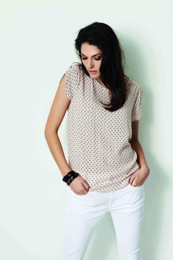 soyaconcept - blouse - shirt - pants - jeans