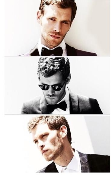Joseph Morgan, Klaus  He is gorgeous  !!!