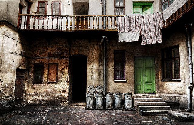 Old Zamosc , Poland