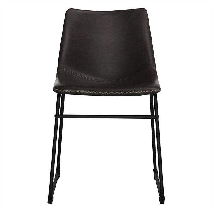 Dining Chairs - Saddle Dining Chair