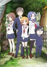 Resultado de imagem para animes comedia romantica