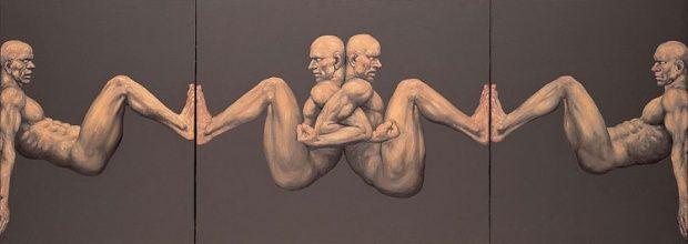 Amazing Paintings by Xue Jiye