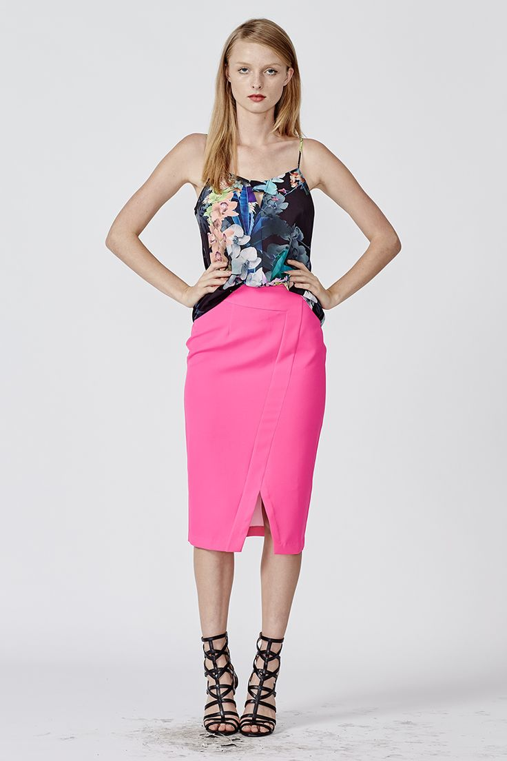 INTO THE WILD TOP AND BEAT GOES ON SKIRT