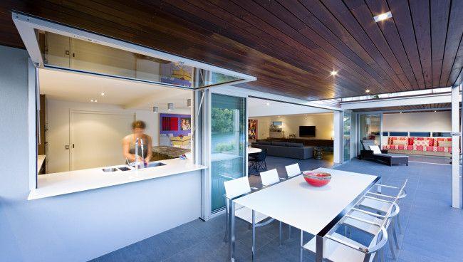 Relaxed river living in Noosa | Designhunter - architecture & design blog