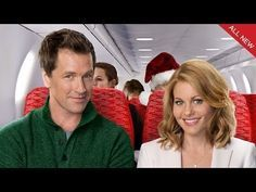 Hallmark A Boyfriend for Christmas 2015 Hallmark Romantic Movie - YouTube