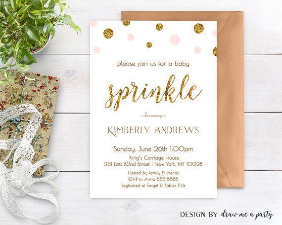 1000+ idéer til baby sprinkle invitations på pinterest | baby sprinkle, Baby shower invitations