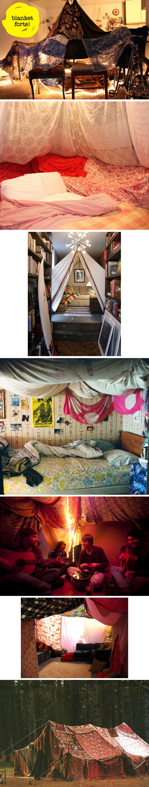 Blanket Forts Some Of The Best Memories Our Childhood