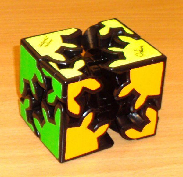 Cubes et compagnie Ma collection de Rubik's cubes - Gear Shift