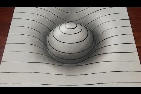 How to Draw 3D and Illusions - Android Apps on Google Play