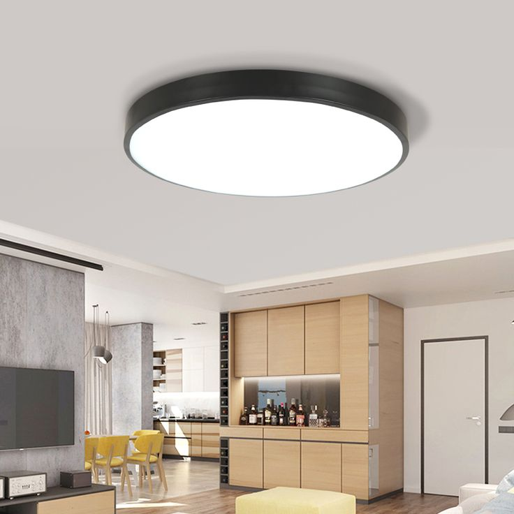 Cheap Lamps Modern Ceiling Living Room Lighting Light Fixtures Balconies Ceilings Dining Rooms Rounding