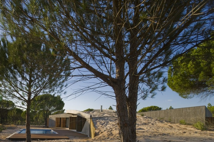The Dune House - Grândola, Portugal