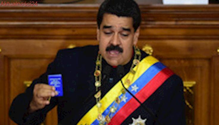 Wenezuela: Konstytuanta przejmuje prerogatywy parlamentu