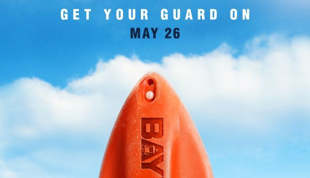 Don't Let the Subtlety of the New Baywatch Poster be Lost on You