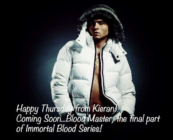 Blood Master, part 3, of Immortal Blood Series