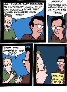 Sociology Humor