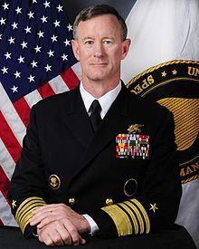 ADM William H. McRaven has commanded at every level within the special operations community, including assignments as deputy commander for operations at JSOC, Commodore of Naval Special Warfare Group 1, Commander of SEAL Team 3, task group commander in the CENTCOM area of responsibility, task unit commander during the Persian Gulf War, squadron commander at Naval Special Warfare Development Group, and SEAL platoon commander at Underwater Demolition Team 21/SEAL Team 4.