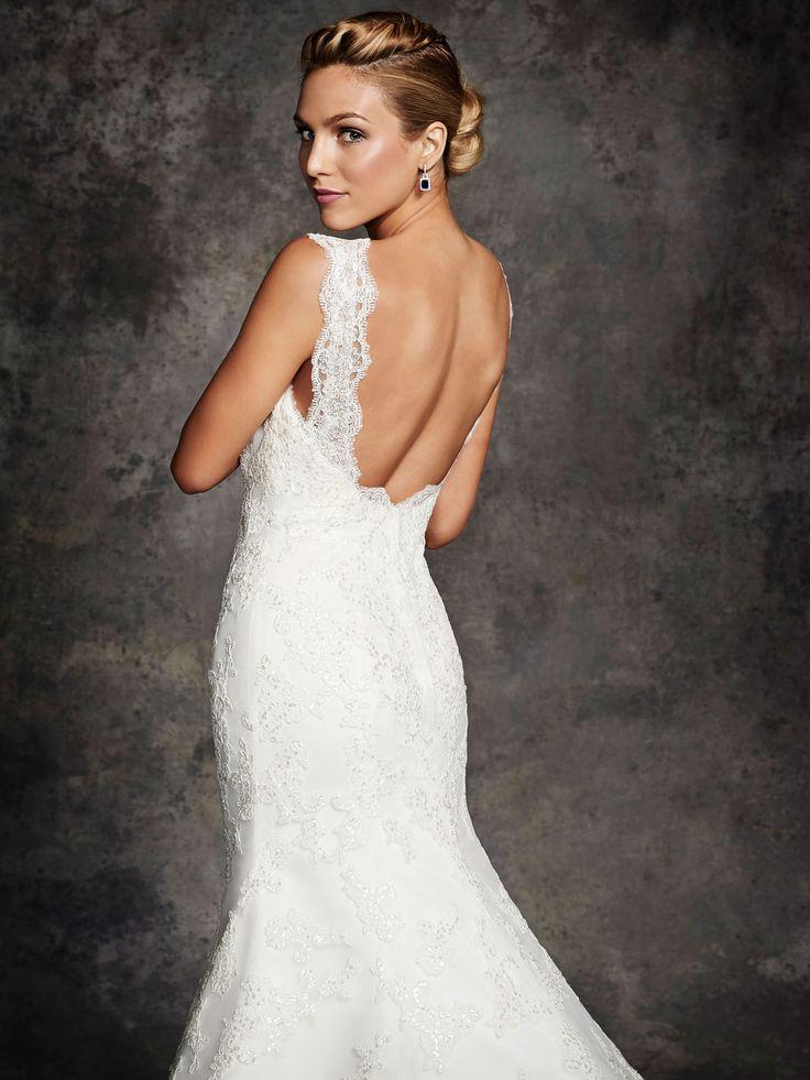 Style be265 bridal gowns wedding dresses ella for Ella rose wedding dress