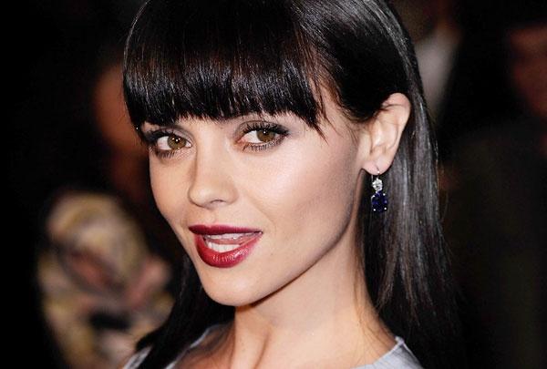 Christina Ricci--Wednesday Addams anyone?
