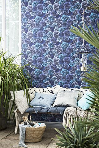 High quality wallpaper from Decor Maison, Sweden. Eden Collection. Available from www.wallpaperantics.com.au