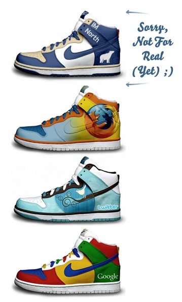 social media fashion - sneakers anyone?
