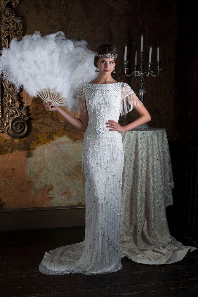 Robe de mariée Violet disponible chez Plume Paris