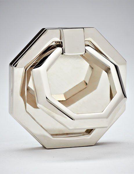 Nest Studio's octagonal Facet 03 pull