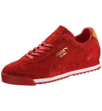 this time you decided puma roma very red