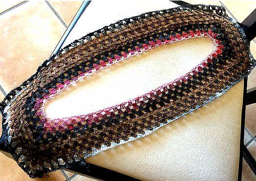 Túnica crochet fácil / Paso a paso | Crochet y Dos agujas - Patrones de tejido