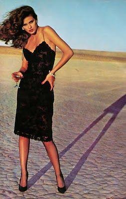 1970's fashion  Photograph by Chris Von Wangenheim model Gia.