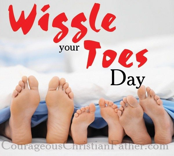 24++ Wiggle toes information