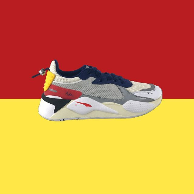 RS-X #puma #sneakers #adererror #ader