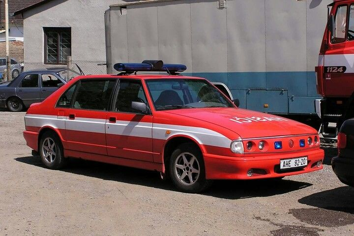 Tatra T700 Hasiči