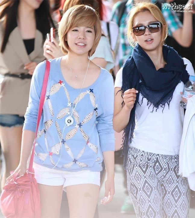 Sunny @ Incheon Airport (Arrived from Taiwan)