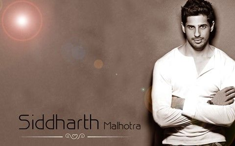 Stunning Siddharth Malhotra HD Desktop Wallpapers