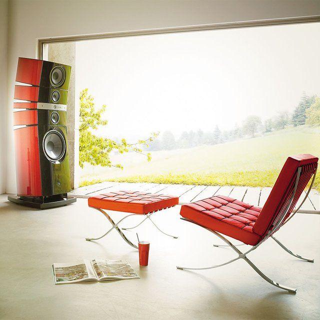 ... Home Stereo Speakers ... Grande Utopia EM Speakers