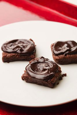 brownies spiked with ancho chile powder | Sweets Inspirations | Pinte ...