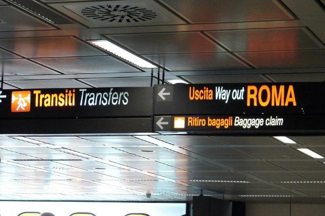 ¿Cuanto se demora el viaje en avión desde Chile a Roma, Italia?