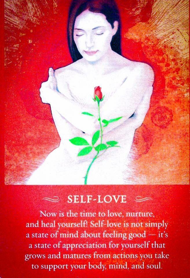 Self love ❤☀