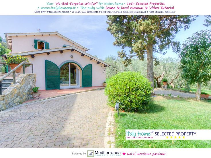 Luxury & Charmy Tuscan Villa, Airco,... - HomeAway Porto Ercole