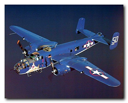 Awesome! This wall poster Bring a nice change your living room or entryway. This Airplane aviation art print poster brings a amazing character into your room walls. Mitchell bombers flew in support of the United States military in every theater of combat during World War II, and are most well known for the Doolittle Raid mission against Tokyo on April 18, 1942. So what are you waiting for order this wall poster for its superb quality and color accuracy.