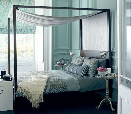 Bedroom Style 10 Ways To Dress Your Canopy Bed