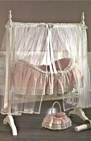 1000 Ideas About Baby Cradles On Pinterest Bassinet